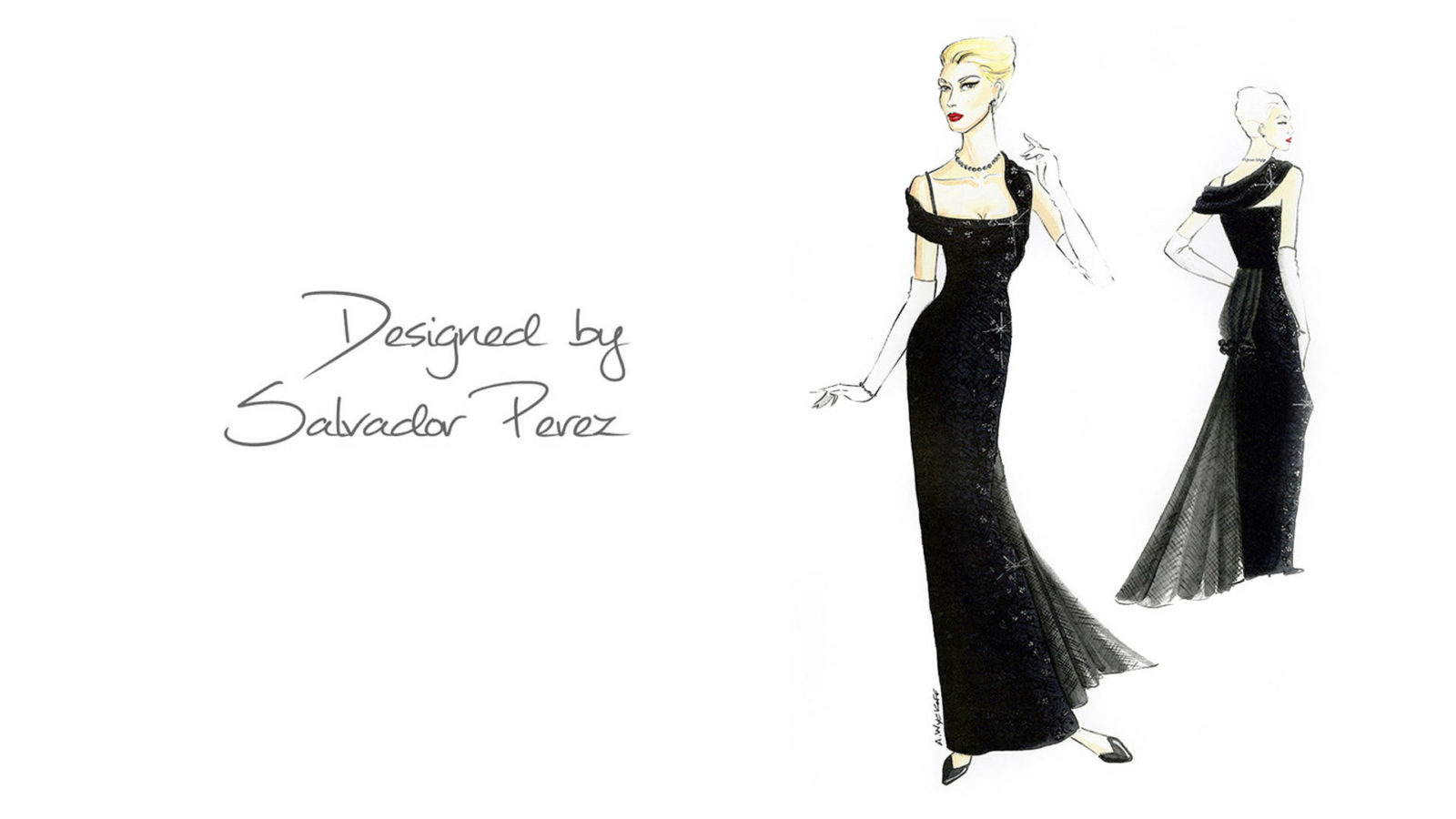 "SALVADOR PEREZ ""MEET THE HOLLYWOOD COSTUME DESIGNERS"""
