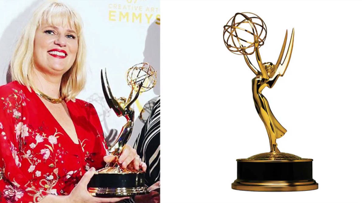 Marie Schley, costume Designer, Emmy award for Transparent