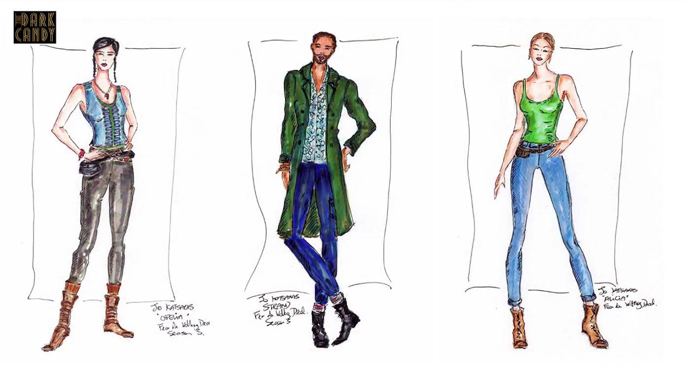 "Jo Katsaras ""Meet the Hollywood Costume Designers"""