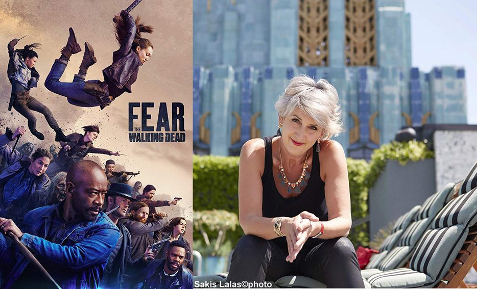 "EPISODE 4 – JO KATSARAS, COSTUME DESIGNER ""FEAR THE WALKING DEAD"""