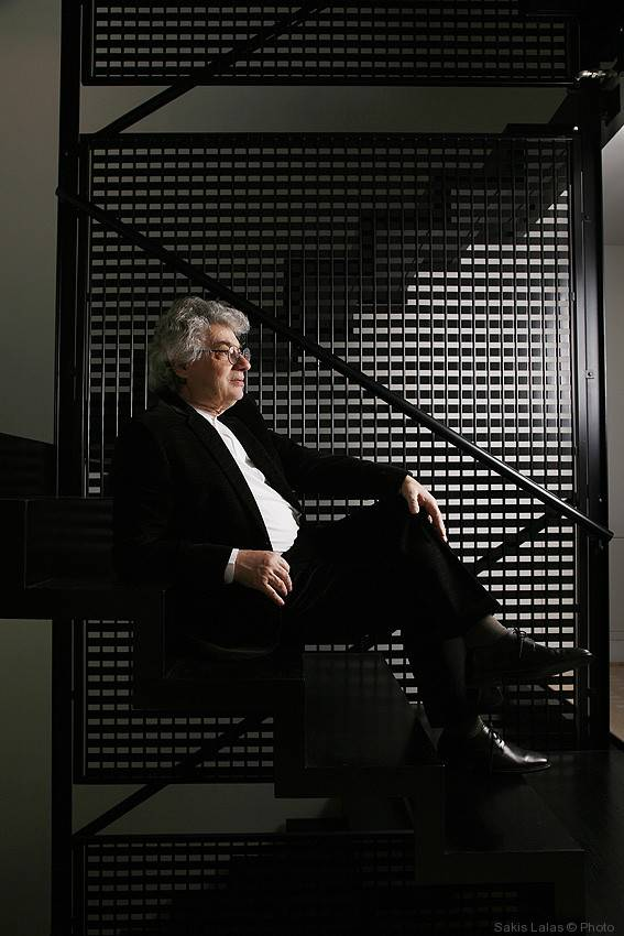 Mario Botta by Sakis Lalas©photo