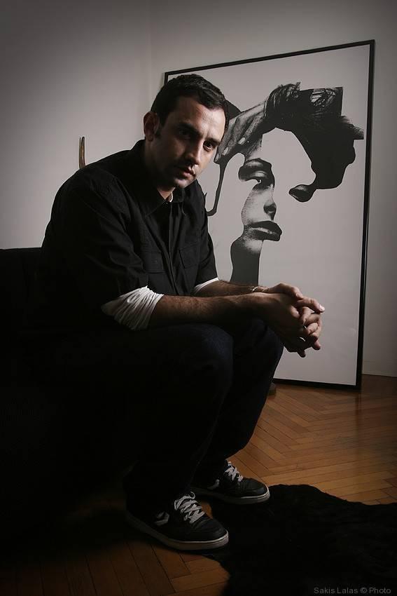 Riccardo Tisci (Givenchy) by Sakis Lalas©