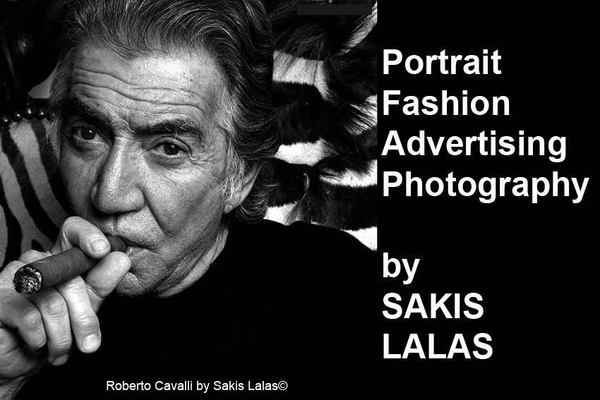 Portrait, Fashion, Advertising Photography & video productions by Sakis Lalas