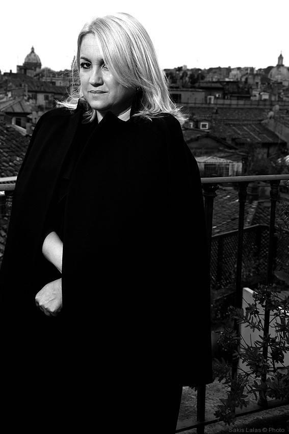 Silvia Fendi by Sakis Lalas©