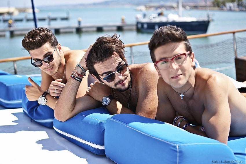 il Volo (singers) by Sakis Lalas©