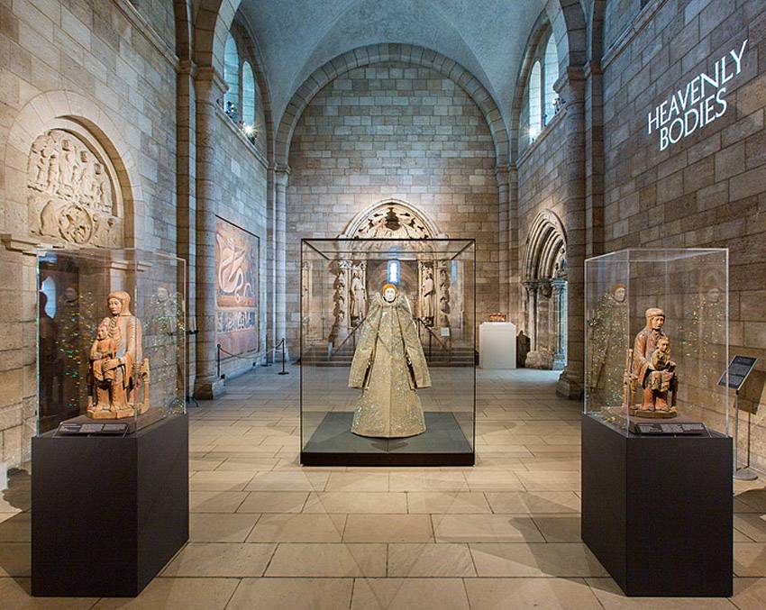 Heavenly Bodies: Fashion and the Catholic Imagination, the new exhibit from the New York Metropolitan Museum's Costume Institute