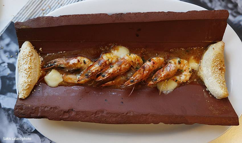 Karnagio Restaurant Greece Skiathos island