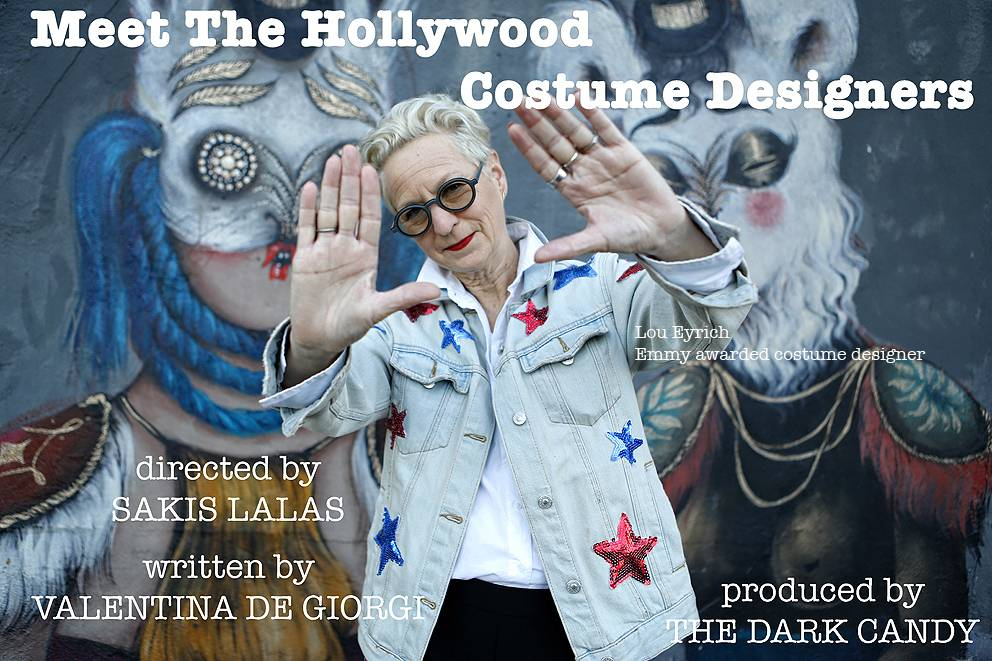 Meet the Hollywood Costume Designers DOCU-SERIES