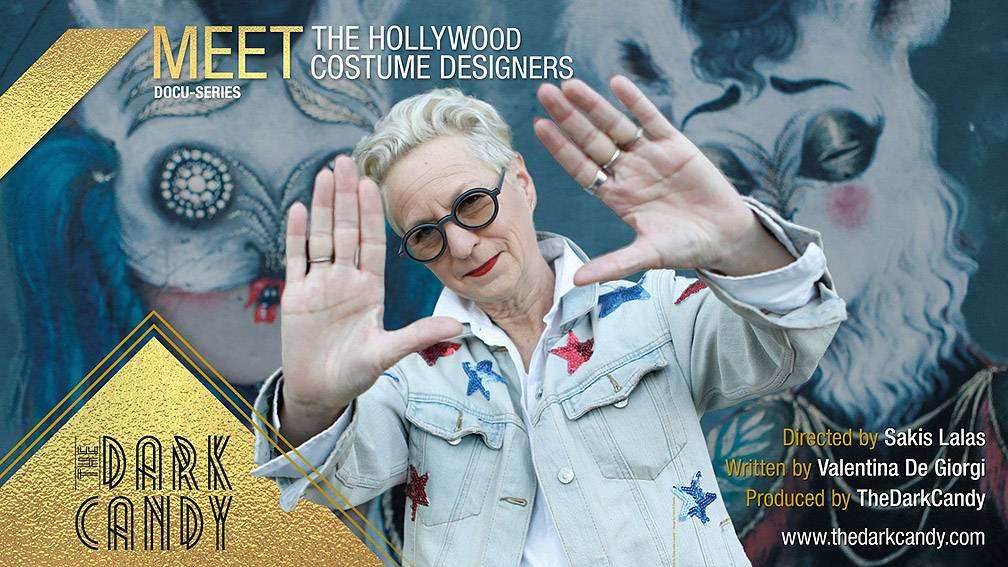 "the docu-series ""MEET THE HOLLYWOOD COSTUME DESIGNERS"""
