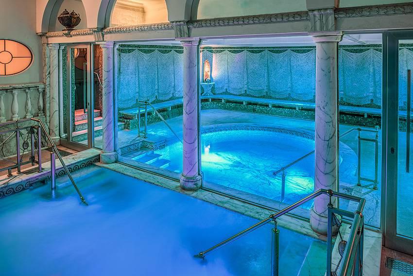 Jacuzzi rome hotel cavalieri