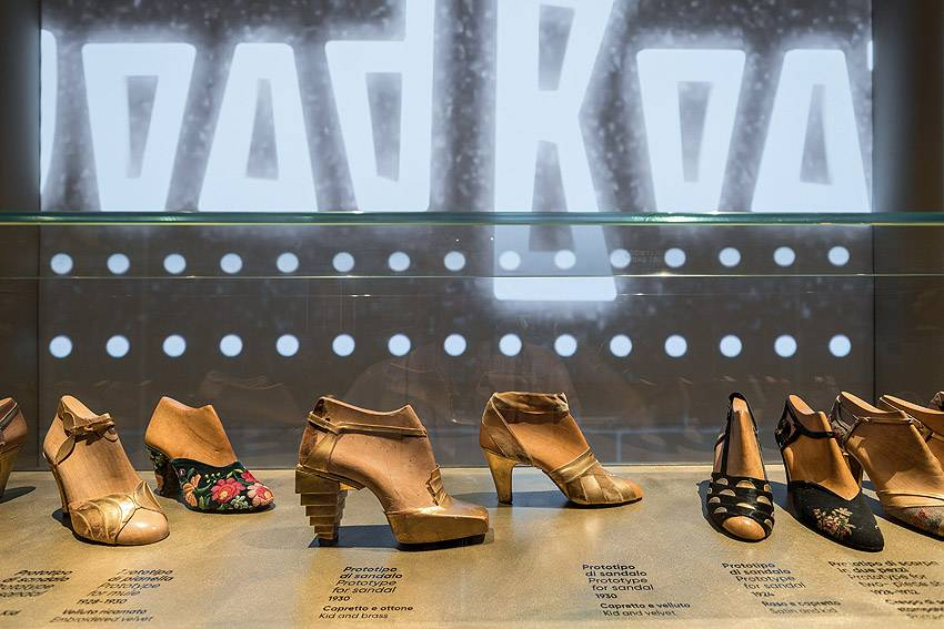 Museo Salvatore Ferragamo - Italy in Hollywood - Hollywood Boot Shop