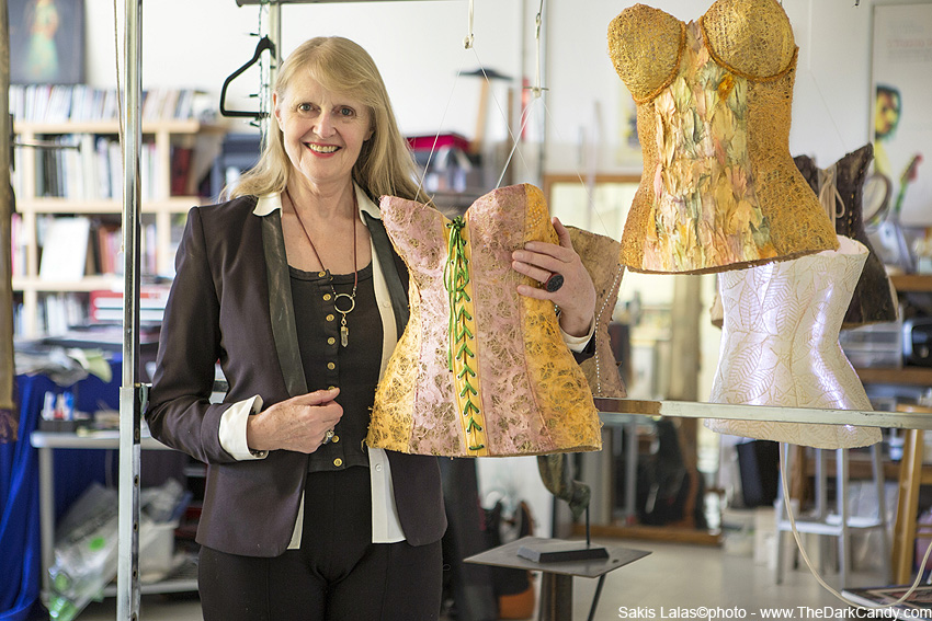 FRANCINE LE COULTRE, THE HOLLYWOOD QUEEN OF TEXTILE ART