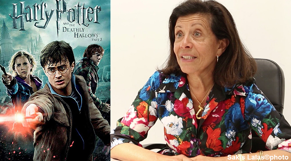 EPISODE 15 – JANY TEMIME, HARRY POTTER's COSTUME DESIGNER