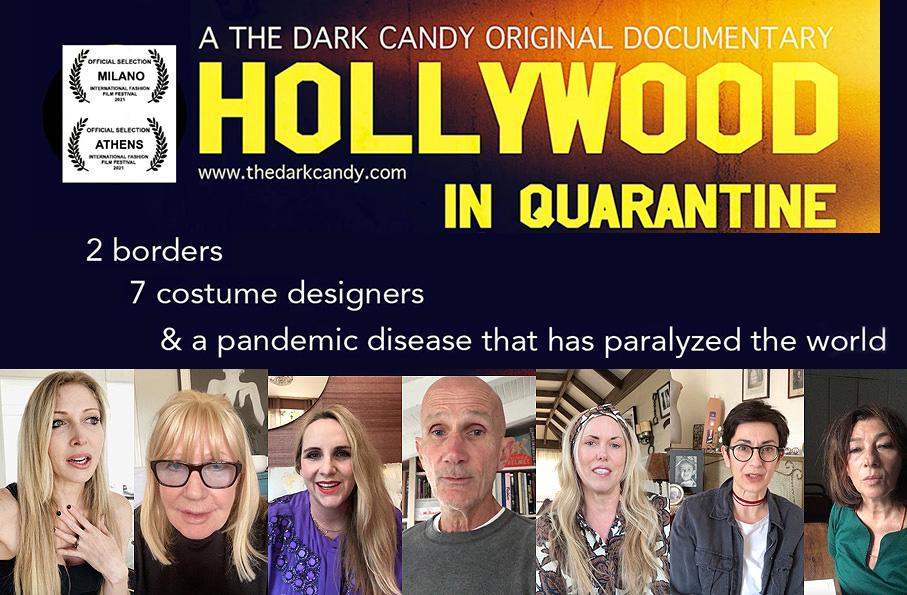 """HOLLYWOOD IN QUARANTINE"" documentary"