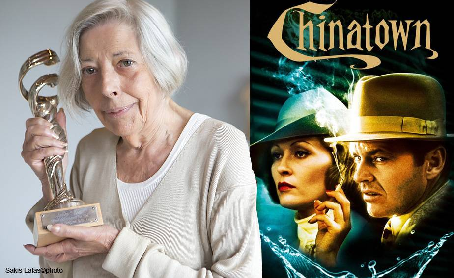 "EPISODE 7 – ANTHEA SYLBERT, COSTUME DESIGNER ""CHINATOWN"" & ""ROSEMARY'S BABY"""