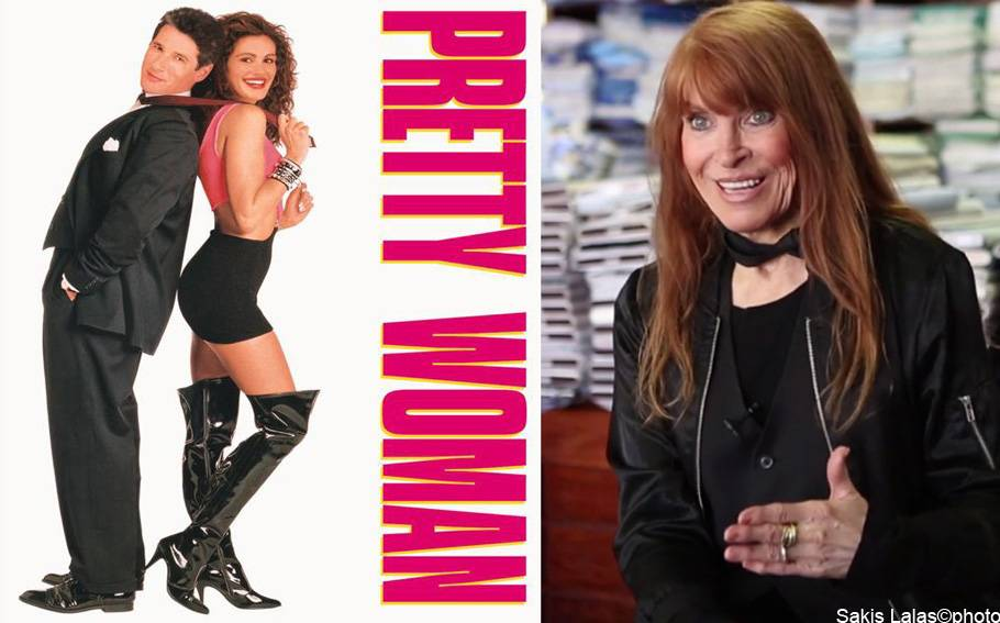 "EPISODE 10 – MARILYN VANCE, COSTUME DESIGNER ""PRETTY WOMAN"""