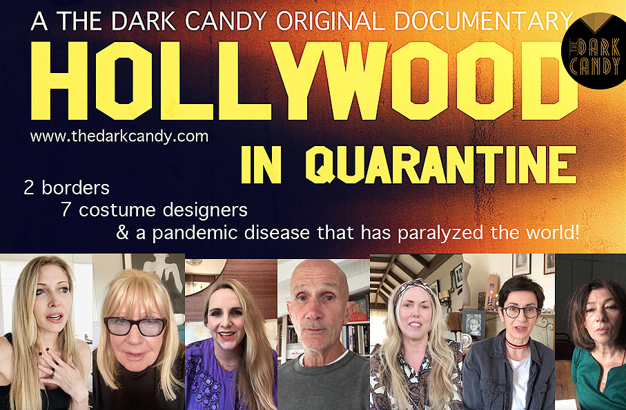 """HOLLYWOOD IN QUARANTINE"" documentary"